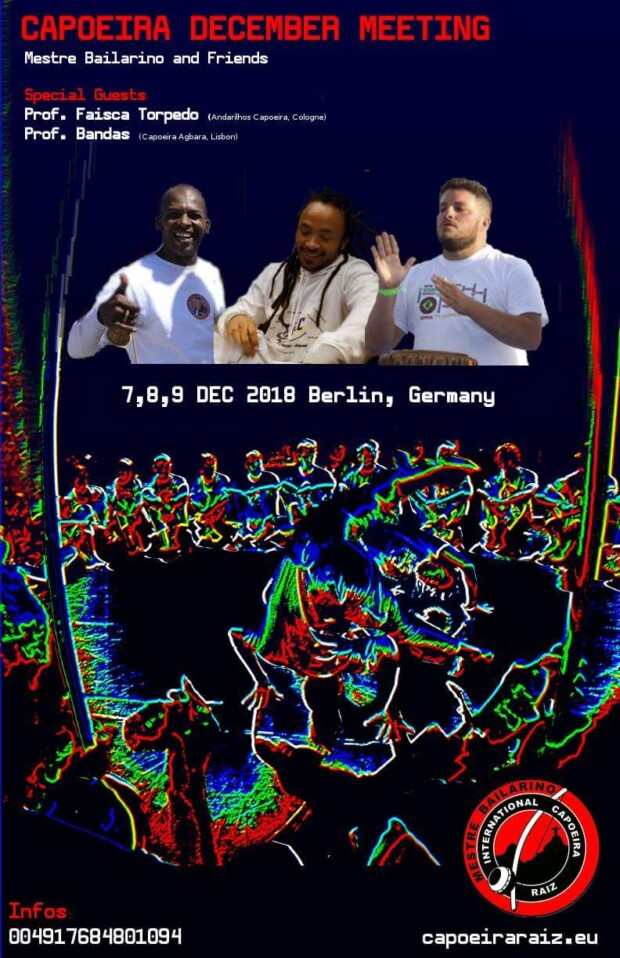 Capoeira December Workshop